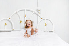 Morning fun Stock Images