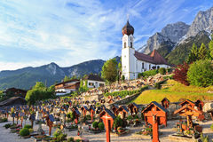 rural village of Germany Royalty Free Stock Photo