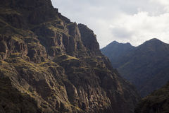 Morning in Hells Canyon Stock Image