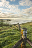 View from Lithgow countryside town in NSW Australia Stock Image