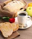 Morning honey royalty free stock photos