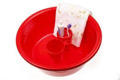 Morning Hygiene Royalty Free Stock Image