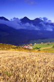 Morning In High Tatras (Vysoké Tatry) Royalty Free Stock Photo