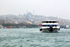 Morning in Istanbul Stock Photography
