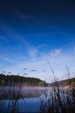 Morning lake 5 Royalty Free Stock Photos