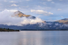 Morning on Lake Dillon Stock Photo