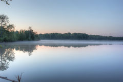Morning on the lake, Russia stock photos