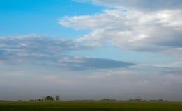 Morning landscape Stock Photos