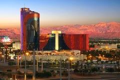 Morning in Las Vegas Stock Photos