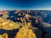 Morning light at Grand Canyon Stock Photos