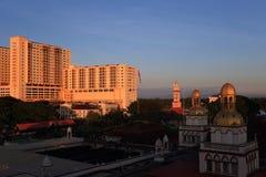 Morning Light in Kota Bharu Stock Photography