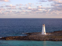 Morning Lighthouse Royalty Free Stock Images
