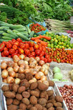 Morning market in lauang prabang,laos Stock Photo