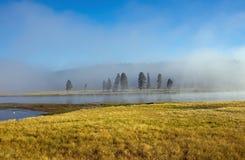 Morning Mist stock photo