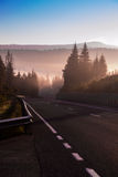 Morning mists Royalty Free Stock Image