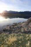 Morning at Mono Lake, California Stock Image
