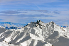 Morning mountain Royalty Free Stock Photo