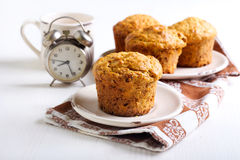 Morning muffins Royalty Free Stock Image