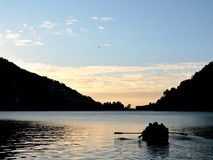 Morning of NAINITAL. Beautiful NAINITAL uttarakhand Stock Images