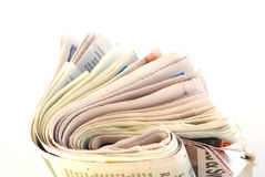 Free Morning News Royalty Free Stock Image - 6994306