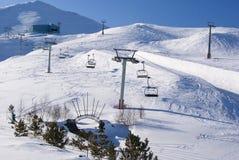 Free Morning On The Turkish Ski Resort Royalty Free Stock Photography - 19095287