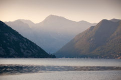 Morning panorama Royalty Free Stock Images