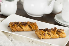 Morning Pastries Royalty Free Stock Image