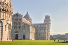 Morning Pisa Royalty Free Stock Image