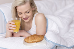 Morning pleasures Royalty Free Stock Photography
