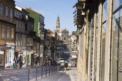 Morning Porto Portugal Royalty Free Stock Photography