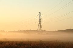 Morning Power Royalty Free Stock Photography