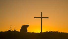 Morning Prayers Royalty Free Stock Images