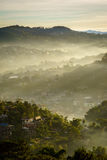 Morning Ray of Baguio Stock Photos