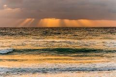 Morning Rays stock photo