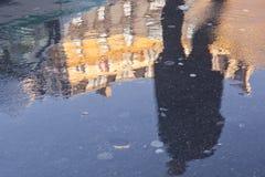 Morning reflection Royalty Free Stock Photo