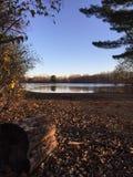 Morning reflection Stock Photos