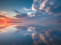Morning Reflection Stock Photography