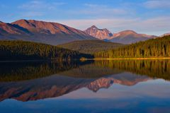 Morning Reflections Royalty Free Stock Photography
