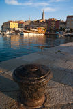 Morning in Rovinj. Rovinj is one of most beautiful places in Istria Stock Photography