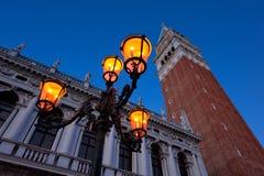 Morning at San Marco square Royalty Free Stock Photos