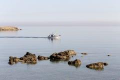 The morning sea Royalty Free Stock Photo