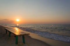 Morning sea sunrise Royalty Free Stock Photo