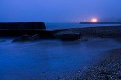 Morning seashore Royalty Free Stock Photo
