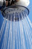 Morning shower.  Royalty Free Stock Photography