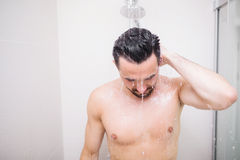 Morning shower Royalty Free Stock Images