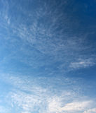 Morning sky. Stock Images