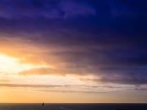 Morning sky overlay Royalty Free Stock Photography