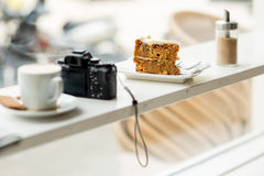 Morning staff Royalty Free Stock Images