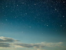 Morning star Stock Image