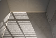 Morning Sunlight Empty Room Stock Photo